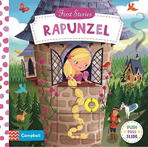 Rapunzel (Campbell First Stories)