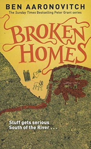 Broken Homes (A Rivers of London Novel)