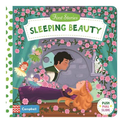 Sleeping Beauty (Campbell First Stories)