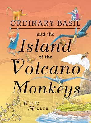 Island of the Volcano Monkeys: Illustrated Novel