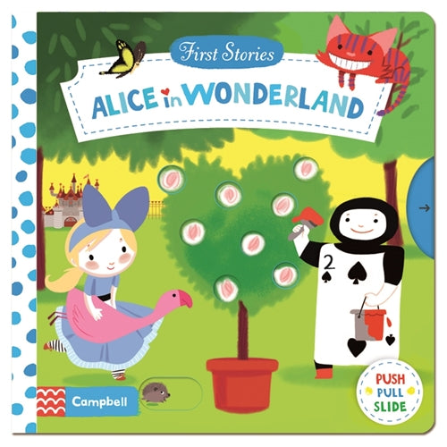Alice in Wonderland (Campbell First Stories)