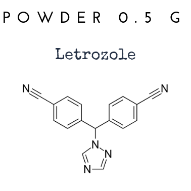Letrozole powder 500mg