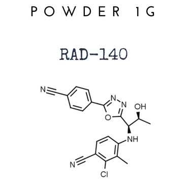 RAD-140 (Testolone)  powder 1g