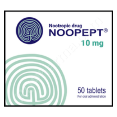 Noopept [pharmacy] 10mg 50tabs (500mg)
