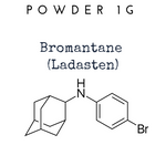 Bromantane (Ladasten) powder 1g