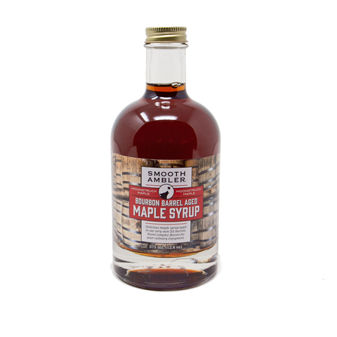 SA Double Barrel Aged Maple Syrup