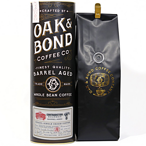 Oak & Bond Contradiction Bourbon Barrel Coffee