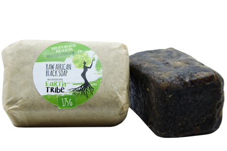 African Black Soap - Earth Tribe Wholesale Distributor in South Africa