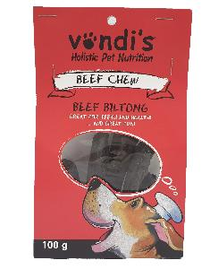 Beef Biltong - Delicious Raw Treats For Dogs