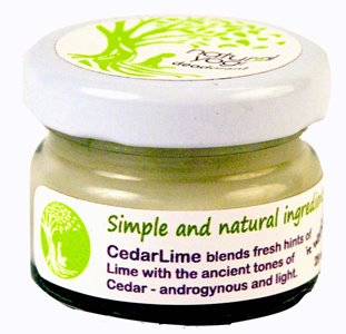 Natural Deodorant Cedarwood Lime Wholesale Distributor South Africa