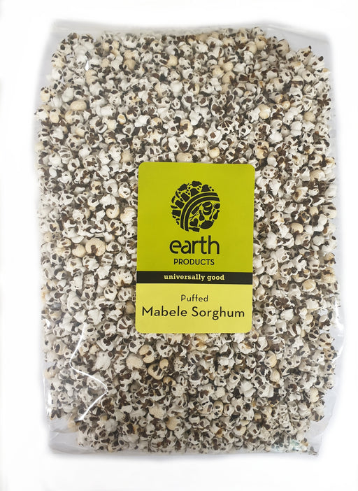 Puffed Sorghum (Healthy Gluten-Free Popcorn Alternative) | Earth Products