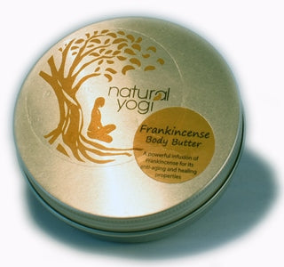 Natural Yogi - frankincense body butter wholesale distributor South Africa