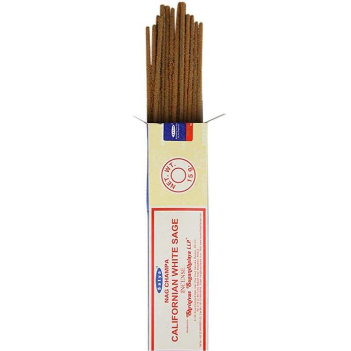 Buy wholesale natural incense South Africa Satya Nag Champa Californian While Sage