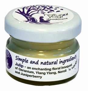 Natural Yogi Julip Juniper Berry Geranium Ylang-Ylang Neroli deodorant wholesale distributor South Africa