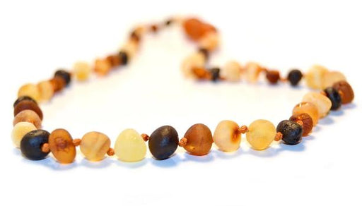 Baltic Amber Necklace for Adults