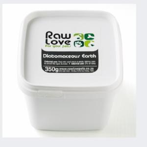 Raw Love Organic Diatomaceous Earth for Pets. Natural Wholesalers, wholesale distributors South Africa