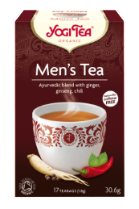 Yogi Men's Tea. Wholesale distributors South Africa