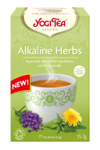Yogi Organic Tea Alkaline Herbs. Wholesale distributor South Africa