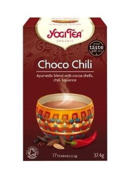Yogi Orgaic Choco Chili Tea. South African Wholesale Distributors