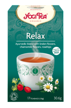 Yogi Organic tea Relax. Wholesale distributors South Africa