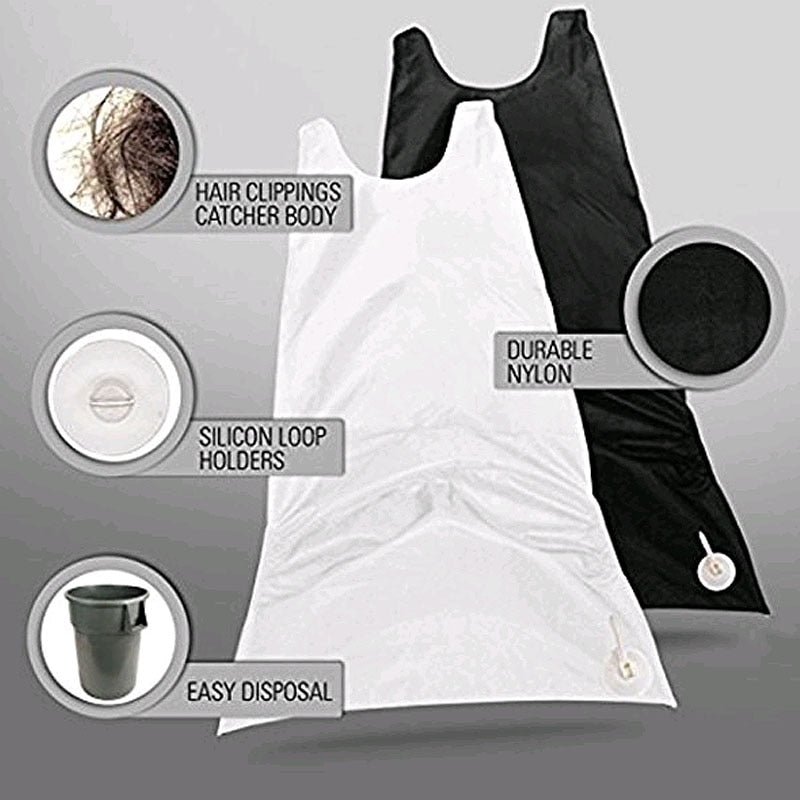 Bathroom Hair shave Apron