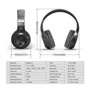 Bluedio Casque Bluetooth BT 4.1 Stéréo
