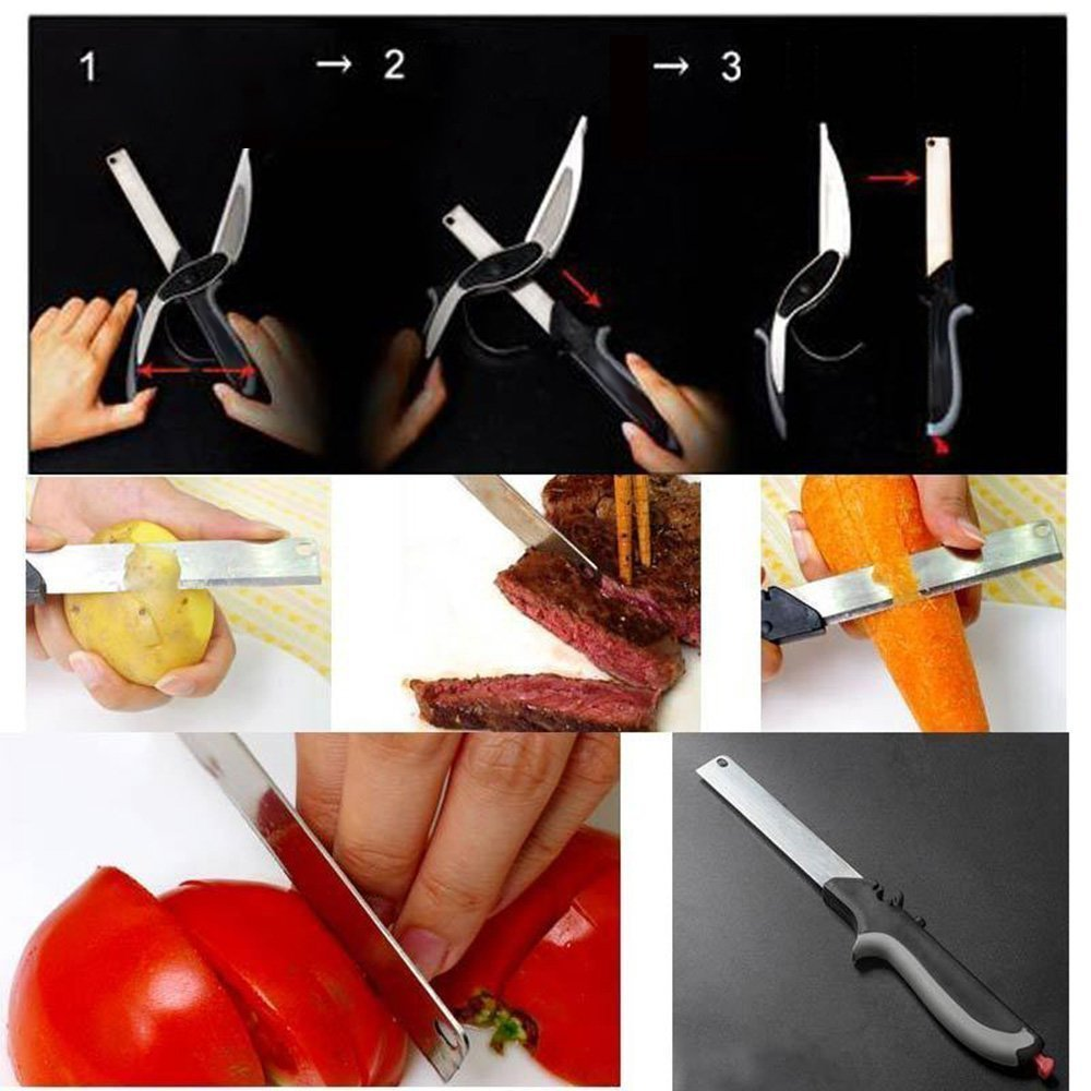 Clever Multipurpose Scissors Cutter