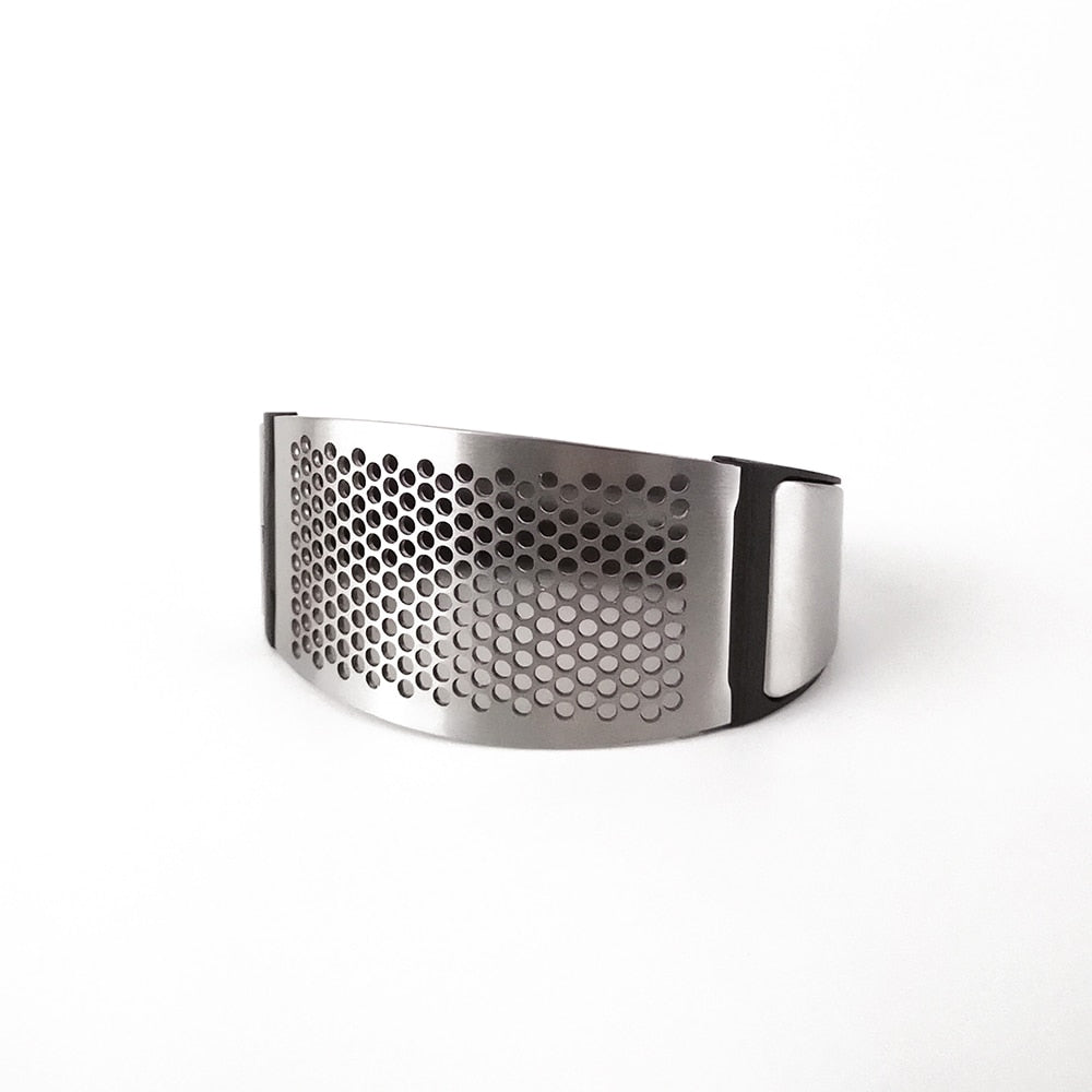 Stainless Steel Garlic Grinder