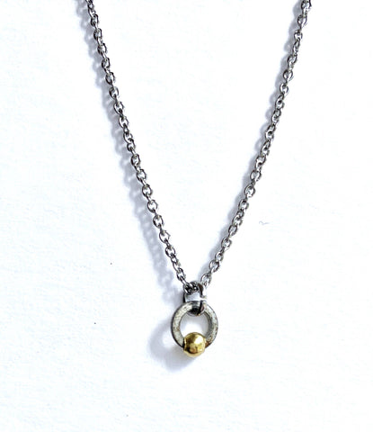 Sowing Seeds Necklace
