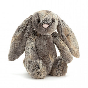 Bashful Woodland Bunny - Medium