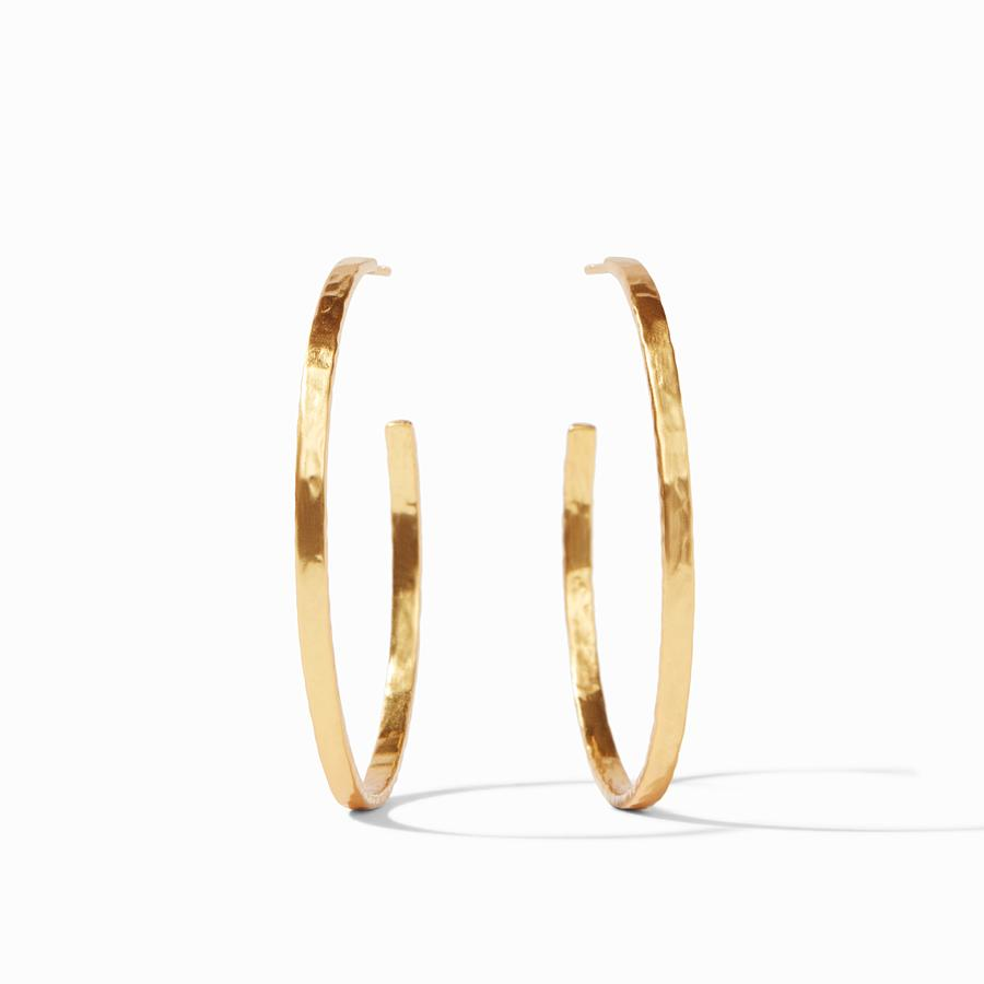 Crescent Hoop Gold - Extra Large