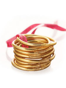 BuDhaGirl All-Weather Bangles