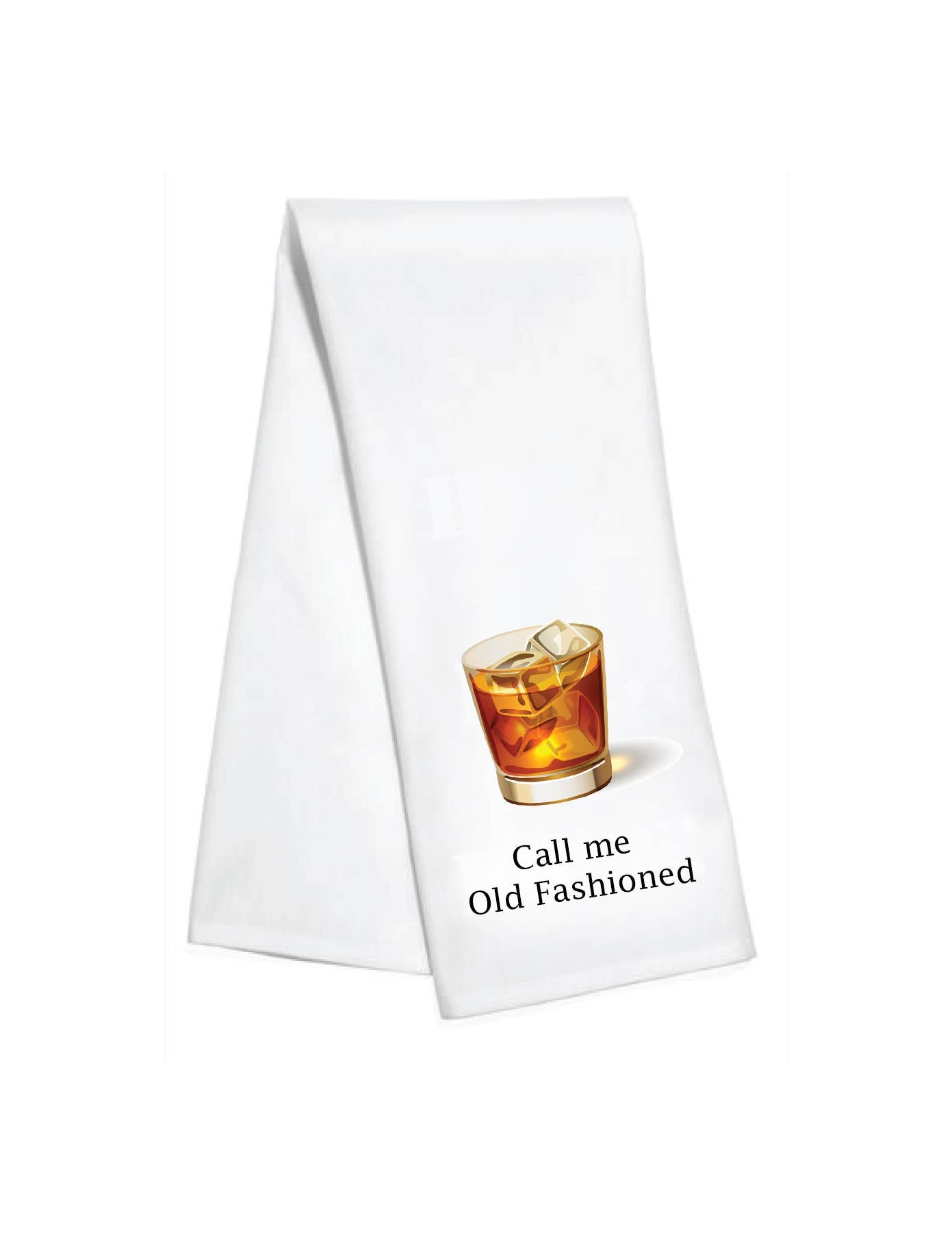 Kitchen Towel- Call Me Old Fashion