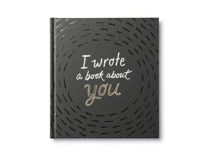 I wrote a book about you