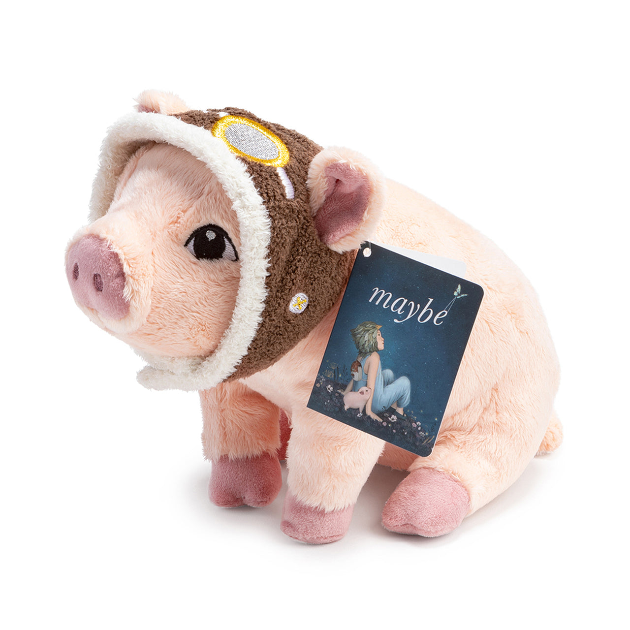 Maybe Plush Flying Pig