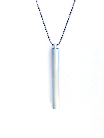 Mend on the Move: Brake the Silence Necklace