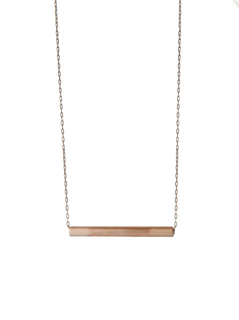 Mend on the Move: Raise the Bar Necklace