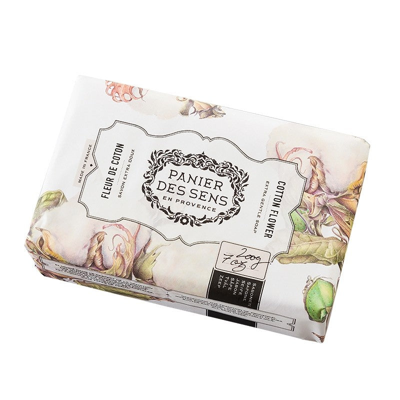 Cotton Flower Shea Butter Soap 7 oz.