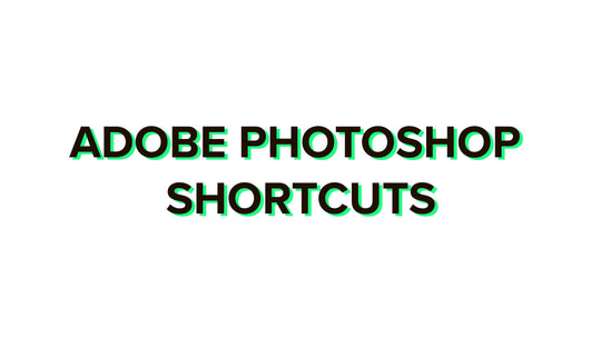 Adobe Photoshop shortcuts 2020 complete list for Windows and Mac + PDF