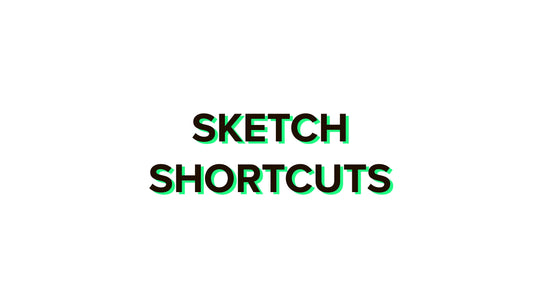 Sketch shortcuts 2020 complete list for Mac + PDF