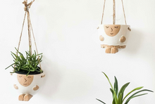Load image into Gallery viewer, *NEW* Eddie & Ellie Hanging Planters