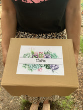 Load image into Gallery viewer, Thank you Succulent gift box, Thinking of You Gift Box,  Bridesmaids Gift