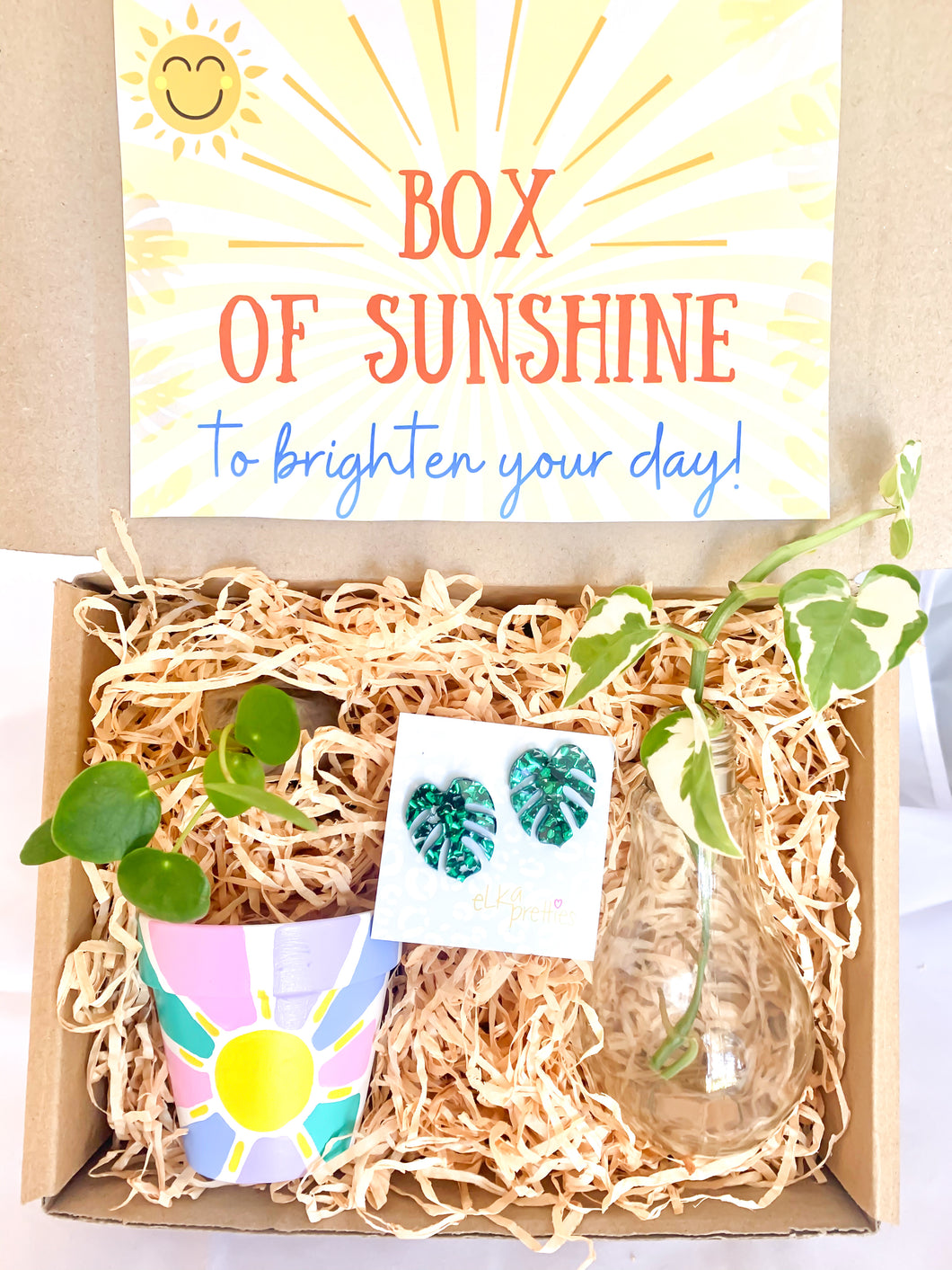Box of Sunshine Gift Pack