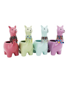 *NEW* Quirky Llama Planter