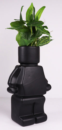 *NEW* Block Man Planter
