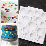 SILICONE BALLOON MOULD
