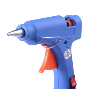 GLUE GUN 20 WATTS (INCLUDES 5 GLUE STICKS)