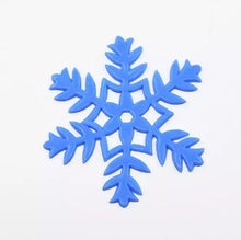Load image into Gallery viewer, LARGE SNOWFLAKE CUTTER 3 INCH