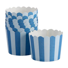 Load image into Gallery viewer, MINI STRIPES CUPCAKE CUPS 50 PCS (STAND ALONE)