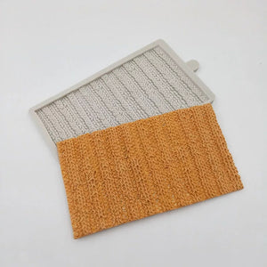 RIBBED KNIT SWEATER PANEL MOULD